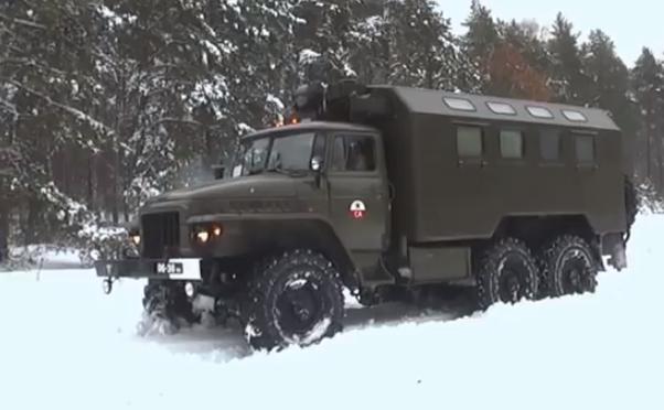 Ural-375D/Урал-375Д